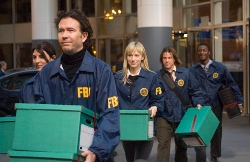 Leverage - FBI Moving and Storage