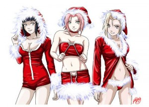 Christmas Hotties