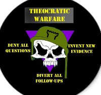 theocratic warfare