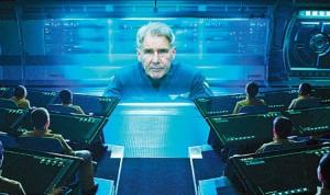 Scene from Ender's Game