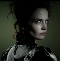 Eva Green that look.
